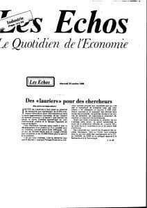 Laurier 86 Partenariat chercheurs industriels 1986 14