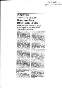 Laurier 86 Partenariat chercheurs industriels 1986 7