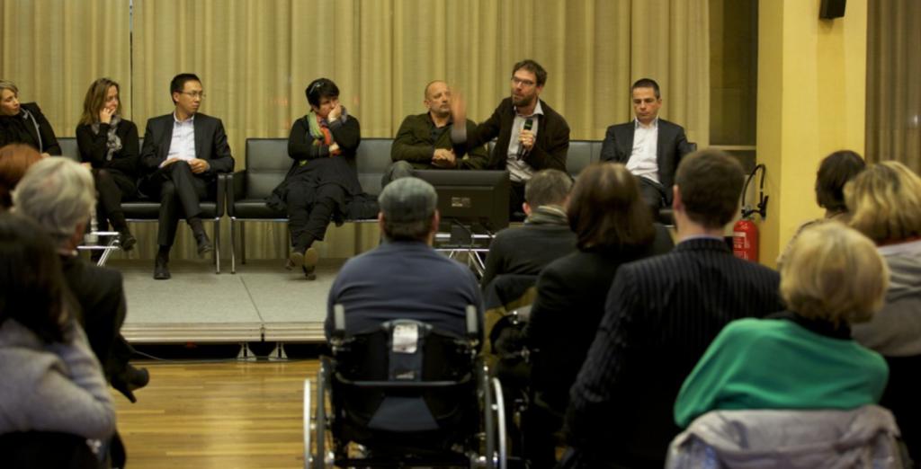 Conférence à Lyon le 11 décembre 2013