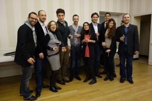 Equipe du projet Lyon en Marche