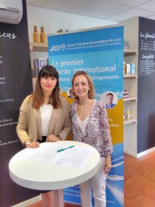 Signature de la convention avec Daily's Com