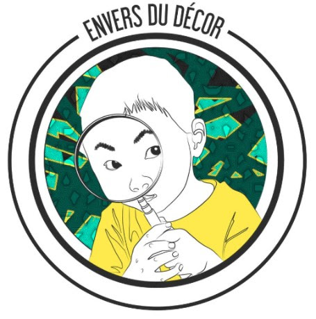 logo envers du décor