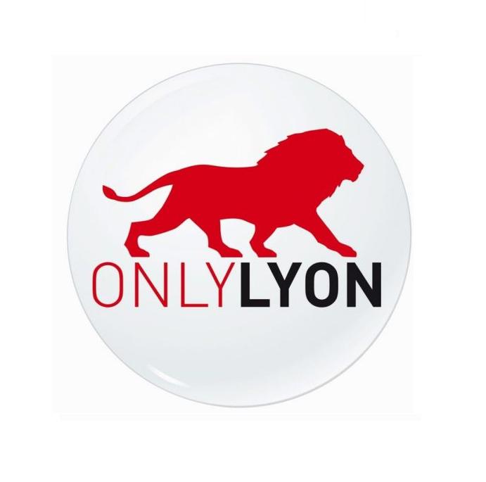 Only Lyon pour la ronommée de la ville de Lyon et la métropole lyonnaise