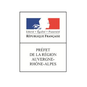 La région Auvergne Rhône Alpes